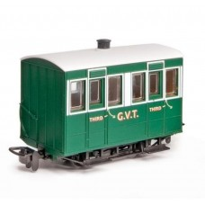 GR-500 Glyn Valley Tramway 4 wheel enclosed side coach