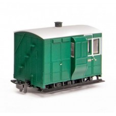 GR-530 Freelance 4 wheel brake coach without buffers