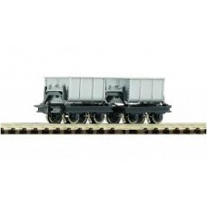 Roco 34601 Side tipping cement hopper wagon (2)