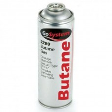 Go system 2289 Butane gas cartridges COLLECTION AT SHOP OR SHOW ONLY