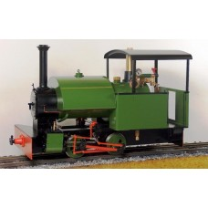 7/8th Scale Bagnall 0-4-0ST