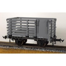 R19-23A – W & L SHEEP WAGON W&L LIGHT GREY #19