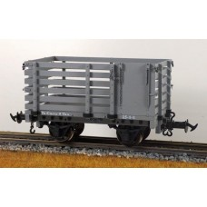 R19-23B – W & L SHEEP WAGON W&L LIGHT GREY, DATA ONLY