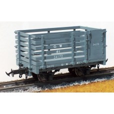 R19-23C – W & L SHEEP WAGON GW DARK GREY