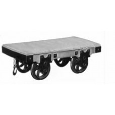 Small flat wagon kit 32mm