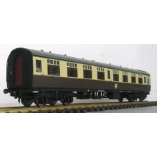 R32-10C BR Mk1 Second Corridor SK - CHOCOLATE & CREAM