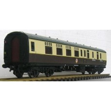 R32-11C BR Mk1 Brake Second Corridor BSK - CHOCOLATE & CREAM