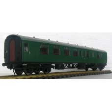 R32-11D BR Mk1 Brake Second Corridor BSK - GREEN