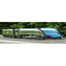Accucraft S32-10 LNER A4's 4-6-2