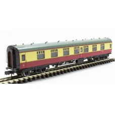 374-160 MK1 FK First Corridor BR Crimson & Cream