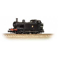 372-211 Class 3F Jinty steam locomotive 47394 in BR black with early emblem