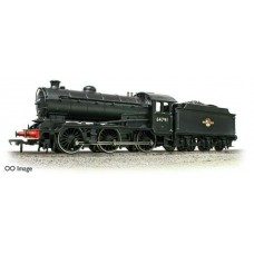 372-402 J39 64791 BR black Late crest stepped tender