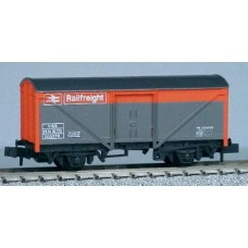 NR-12R Railfreight van red/grey