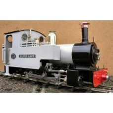 Roundhouse Silver Lady 0-6-0T