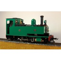 A New Accucraft Hunslet No 14 Green Manual